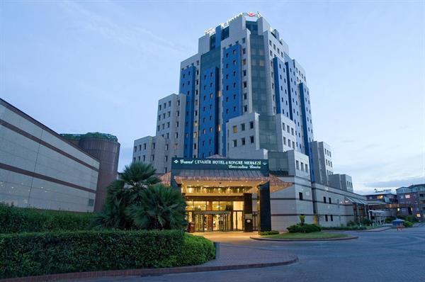 هتل گرند جواهر اند کانونشن سنتر